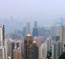Hong Kong  by Margaret Stevens