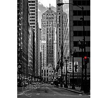 Chicago Board of Trade Photographic Print