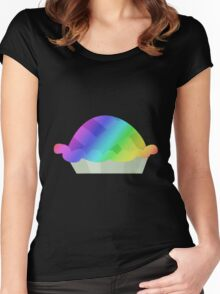 MLP - Cutie Mark Rainbow Special – Granny Smith Women's Fitted Scoop T-Shirt