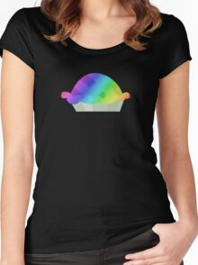 MLP - Cutie Mark Rainbow Special – Granny Smith V3 Women's Fitted Scoop T-Shirt