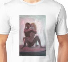Lovers by Diego Manuel  Unisex T-Shirt