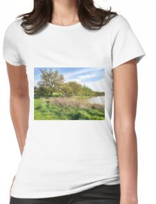 Yarra Valley, Victoria, Australia Womens Fitted T-Shirt