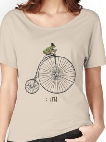 On His Way  Women's Relaxed Fit T-Shirt