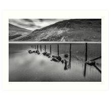 Lake District Tranquility Art Print