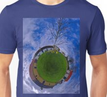 Hanna's Close, on a Sunny Day in County Down Unisex T-Shirt