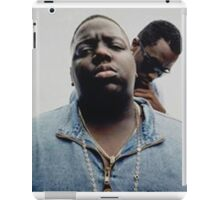 biggie iPad Case/Skin
