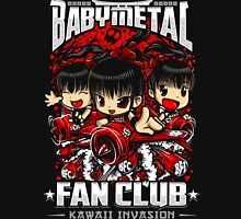 BABYMETAL Fan Club - Kawaii Invasion Unisex T-Shirt