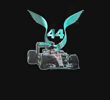 Lewis Hamilton F1 with LH 2016 44 Unisex T-Shirt