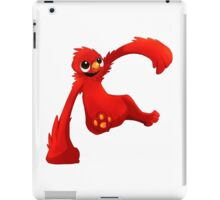 elmo cartton iPad Case/Skin