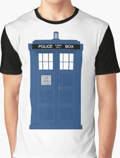 The Doctors TARDIS Graphic T-Shirt