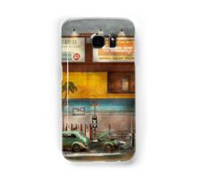 Gas Station - Dreaming of summer 1937 Samsung Galaxy Case/Skin