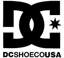 dc shoe co usa Photographic Print