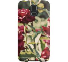 Lux Roses Samsung Galaxy Case/Skin