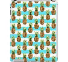 Pineapples & Stripes iPad Case/Skin