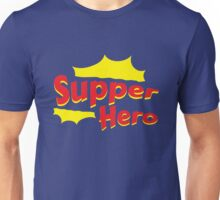 Supper Hero Parody Unisex T-Shirt