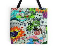 On the Go Tote Bag