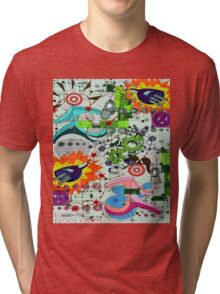 On the Go Tri-blend T-Shirt