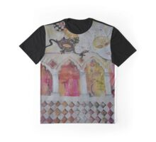 Arches and masks of Venice Graphic T-Shirt