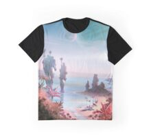 No Man's Sky - A plane in the sky Graphic T-Shirt