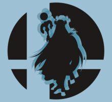 SUPER SMASH BROS: Palutena-Wii U T-Shirt
