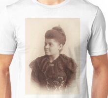 Potrait of Ida B. Wells by Mary Garrity (1893) Unisex T-Shirt