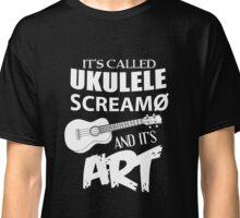 Twenty One Pilots It's called ukulele screamo T-Shirt Classic T-Shirt