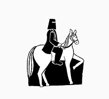 Ned Kelly Riding His Horse Unisex T-Shirt