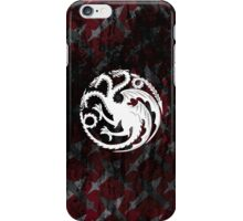 Game of Thrones - House Targaryen iPhone Case/Skin