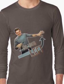 Stop Chris Evans 2k14 Long Sleeve T-Shirt