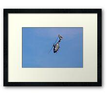 Eurocopter EC135 P2 Framed Print