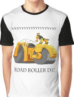 ROADROLLERDA!! Graphic T-Shirt