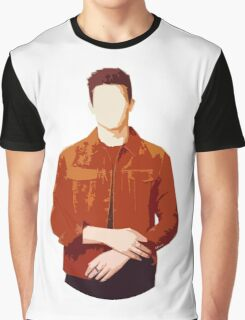 Shawn New August #1 Graphic T-Shirt