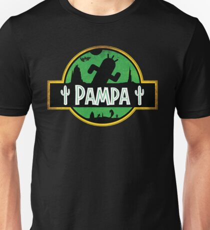 <FINAL FANTASY> Pampa Jurassic Park Style Unisex T-Shirt