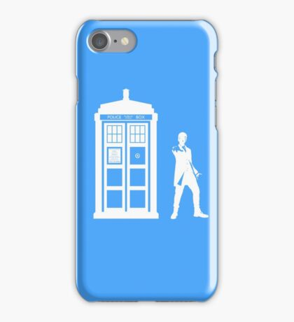 Mistery Box - The Doctor iPhone Case/Skin