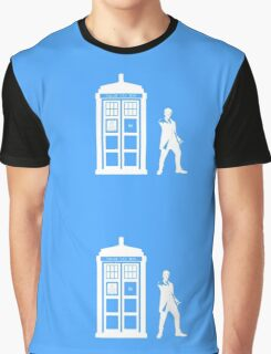 Mistery Box - The Doctor Graphic T-Shirt