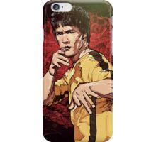 BruceLee iPhone Case/Skin
