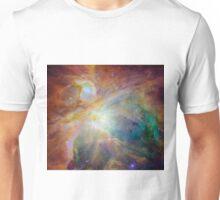 Photograph of the Orion Nebula Unisex T-Shirt