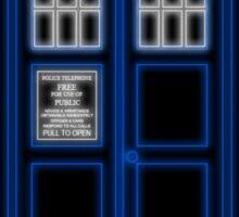 The Neon Mistery Box Sticker