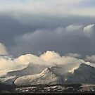 Snow on Arran2 by George Crawford
