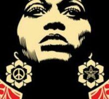 Black Power Sticker