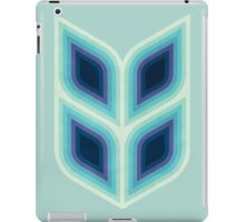 Retro Flame 001 iPad Case/Skin