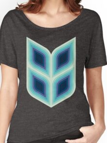 Retro Flame 001 Women's Relaxed Fit T-Shirt
