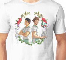 Iwaoi flower crown Unisex T-Shirt