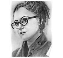 Orphan Black - Cosima Niehaus Poster