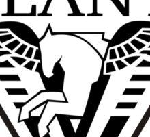 Stargate Atlantis Logo Sticker