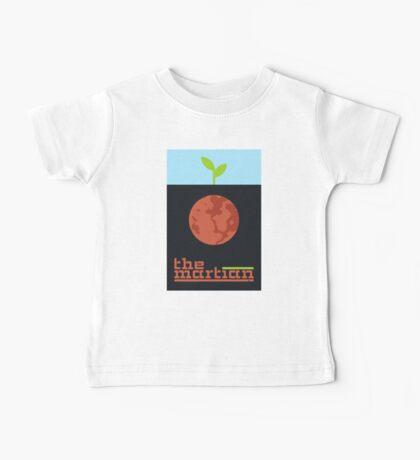 The Martian Baby Tee