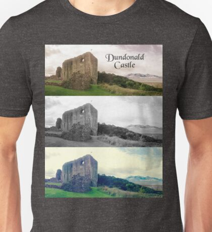 Dundonald Castle, Ayrshire, Scotland T-Shirt