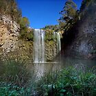 Dangar Falls in Dorrigo by Clare Colins