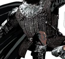 The Hound Knight Returns (Nightriders) Sticker