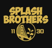 Splash Brothers Kids Tee